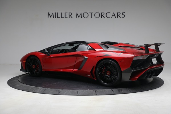 Used 2017 Lamborghini Aventador LP 750-4 SV for sale $599,900 at Rolls-Royce Motor Cars Greenwich in Greenwich CT 06830 4