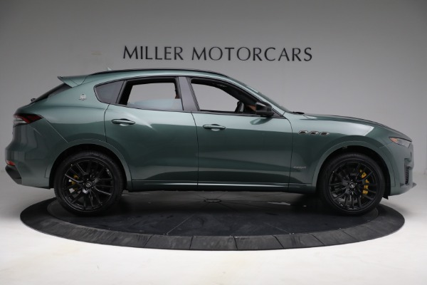 New 2021 Maserati Levante S GranSport for sale $112,899 at Rolls-Royce Motor Cars Greenwich in Greenwich CT 06830 10