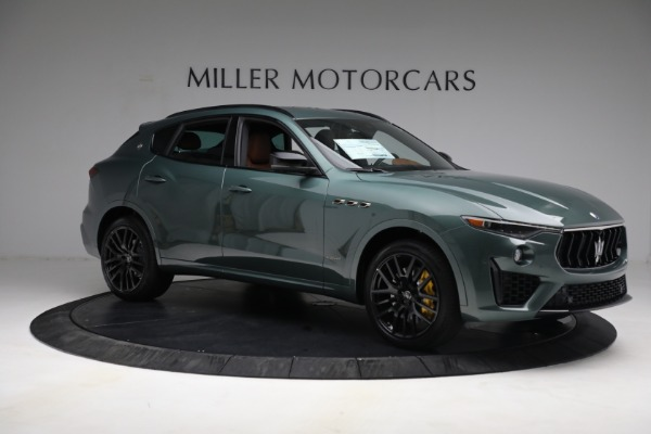 New 2021 Maserati Levante S GranSport for sale $112,899 at Rolls-Royce Motor Cars Greenwich in Greenwich CT 06830 11