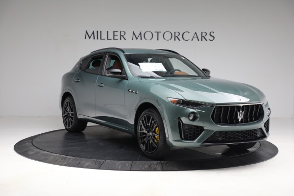 New 2021 Maserati Levante S GranSport for sale $112,899 at Rolls-Royce Motor Cars Greenwich in Greenwich CT 06830 12