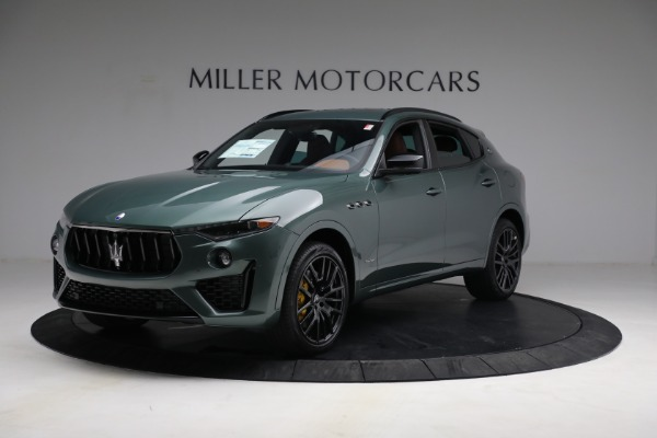 New 2021 Maserati Levante S GranSport for sale $112,899 at Rolls-Royce Motor Cars Greenwich in Greenwich CT 06830 2