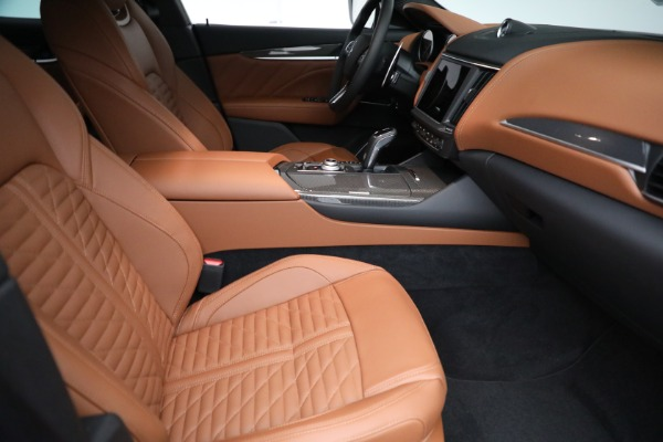 New 2021 Maserati Levante S GranSport for sale $112,899 at Rolls-Royce Motor Cars Greenwich in Greenwich CT 06830 20