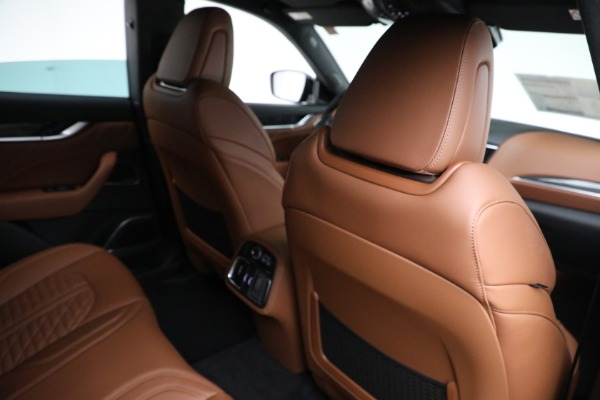 New 2021 Maserati Levante S GranSport for sale $112,899 at Rolls-Royce Motor Cars Greenwich in Greenwich CT 06830 22