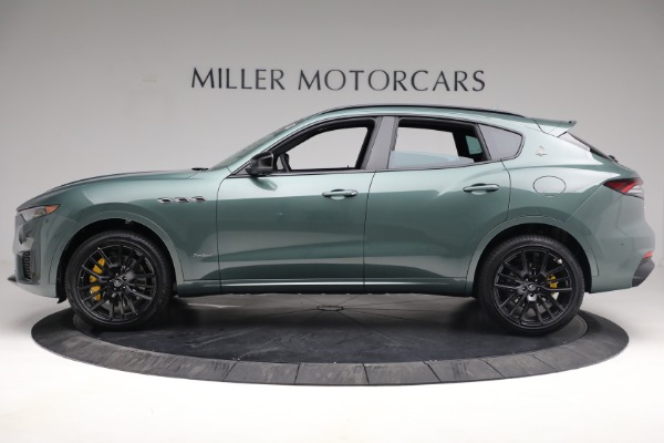 New 2021 Maserati Levante S GranSport for sale $112,899 at Rolls-Royce Motor Cars Greenwich in Greenwich CT 06830 3