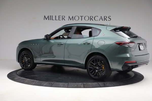 New 2021 Maserati Levante S GranSport for sale $112,899 at Rolls-Royce Motor Cars Greenwich in Greenwich CT 06830 4