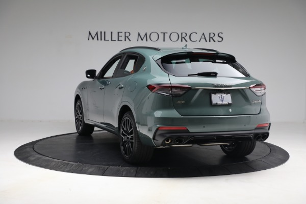 New 2021 Maserati Levante S GranSport for sale $112,899 at Rolls-Royce Motor Cars Greenwich in Greenwich CT 06830 6