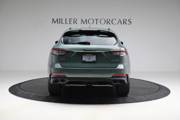 New 2021 Maserati Levante S GranSport for sale $112,899 at Rolls-Royce Motor Cars Greenwich in Greenwich CT 06830 7