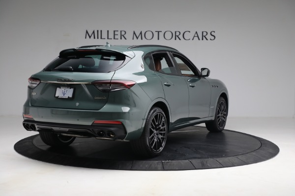 New 2021 Maserati Levante S GranSport for sale $112,899 at Rolls-Royce Motor Cars Greenwich in Greenwich CT 06830 8