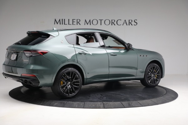 New 2021 Maserati Levante S GranSport for sale $112,899 at Rolls-Royce Motor Cars Greenwich in Greenwich CT 06830 9