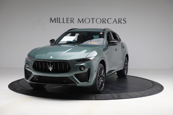 New 2021 Maserati Levante S GranSport for sale $112,899 at Rolls-Royce Motor Cars Greenwich in Greenwich CT 06830 1