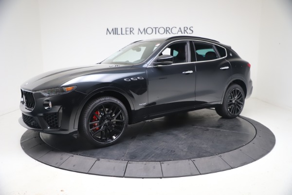 New 2021 Maserati Levante S GranSport for sale $105,799 at Rolls-Royce Motor Cars Greenwich in Greenwich CT 06830 2