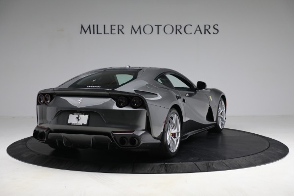 Used 2018 Ferrari 812 Superfast for sale Call for price at Rolls-Royce Motor Cars Greenwich in Greenwich CT 06830 7