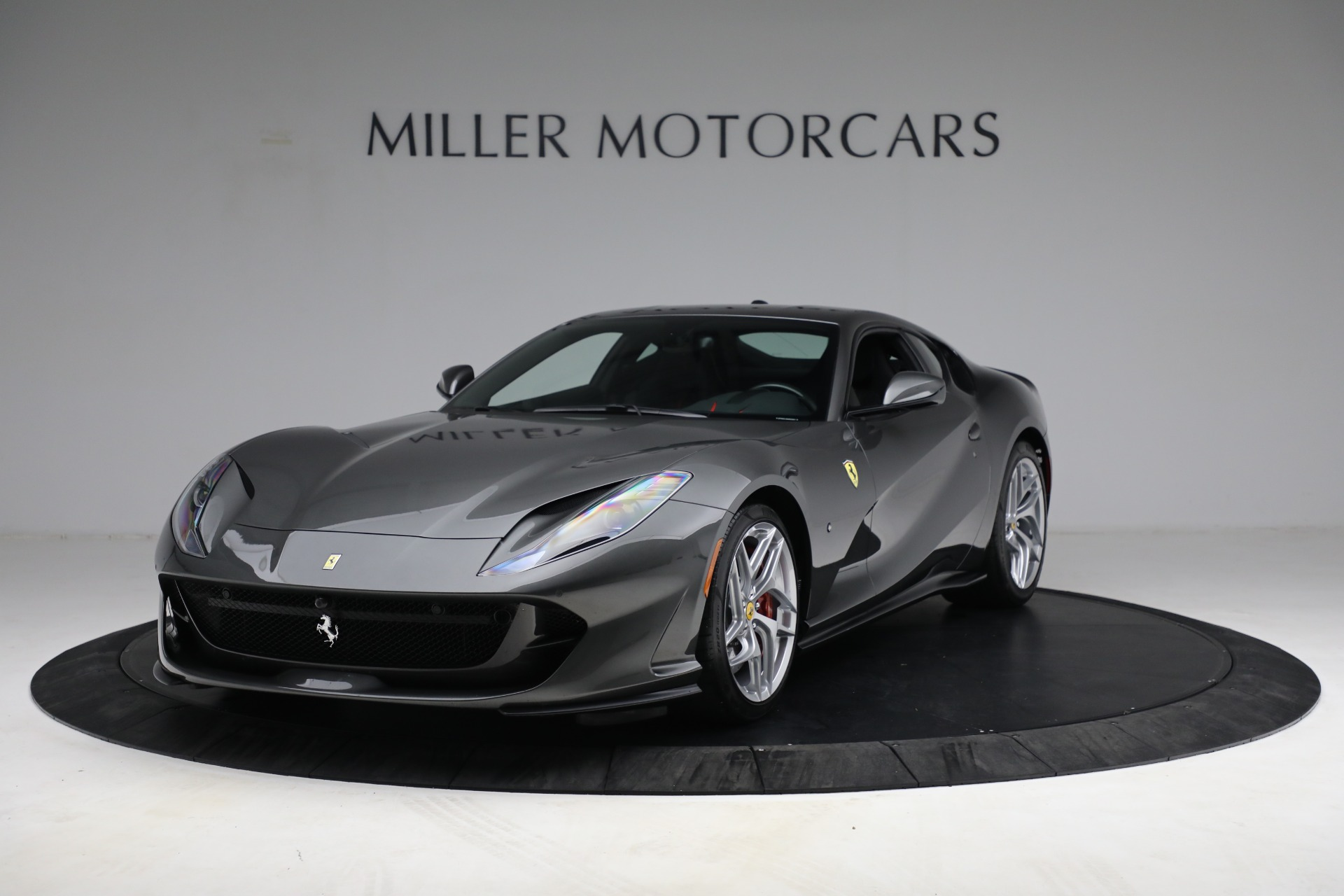 Used 2018 Ferrari 812 Superfast for sale Call for price at Rolls-Royce Motor Cars Greenwich in Greenwich CT 06830 1