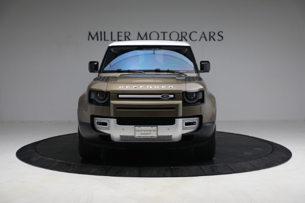 Used 2021 Land Rover Defender 90 First Edition for sale $69,900 at Rolls-Royce Motor Cars Greenwich in Greenwich CT 06830 12