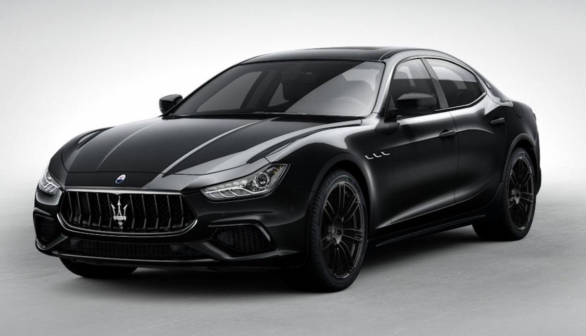 New 2021 Maserati Ghibli SQ4 for sale $91,244 at Rolls-Royce Motor Cars Greenwich in Greenwich CT 06830 1