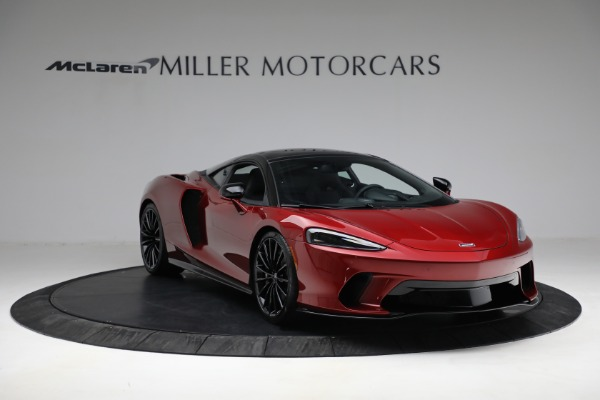 New 2021 McLaren GT Luxe for sale $217,275 at Rolls-Royce Motor Cars Greenwich in Greenwich CT 06830 10