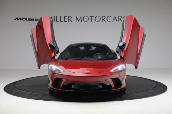 New 2021 McLaren GT Luxe for sale $217,275 at Rolls-Royce Motor Cars Greenwich in Greenwich CT 06830 12