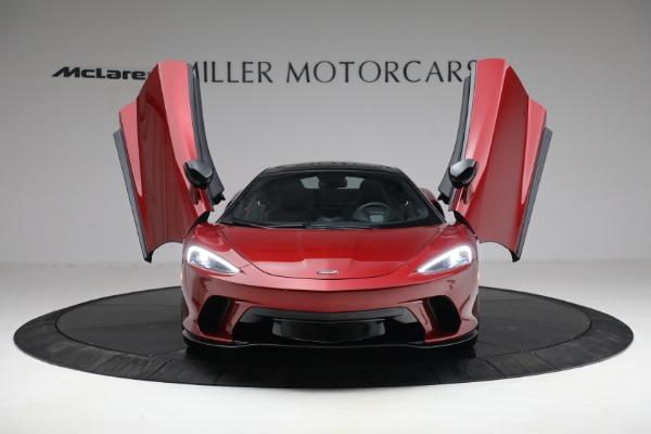 New 2021 McLaren GT for sale $217,275 at Rolls-Royce Motor Cars Greenwich in Greenwich CT 06830 12
