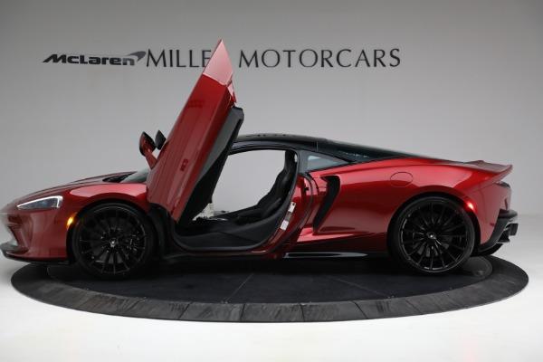 New 2021 McLaren GT for sale $217,275 at Rolls-Royce Motor Cars Greenwich in Greenwich CT 06830 14
