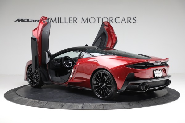 New 2021 McLaren GT Luxe for sale $217,275 at Rolls-Royce Motor Cars Greenwich in Greenwich CT 06830 15