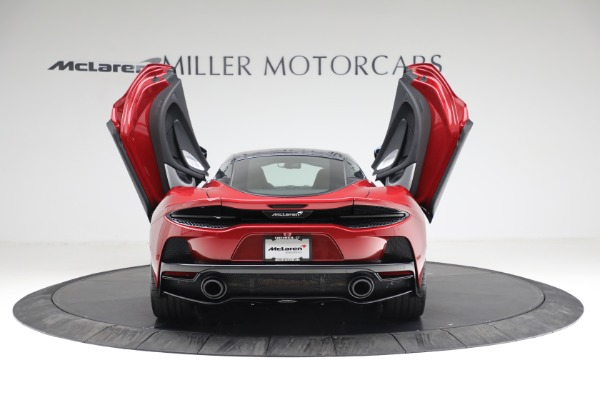 New 2021 McLaren GT Luxe for sale $217,275 at Rolls-Royce Motor Cars Greenwich in Greenwich CT 06830 16