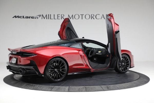 New 2021 McLaren GT Luxe for sale $217,275 at Rolls-Royce Motor Cars Greenwich in Greenwich CT 06830 17