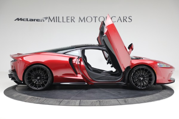 New 2021 McLaren GT Luxe for sale $217,275 at Rolls-Royce Motor Cars Greenwich in Greenwich CT 06830 18