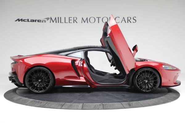 New 2021 McLaren GT for sale $217,275 at Rolls-Royce Motor Cars Greenwich in Greenwich CT 06830 18