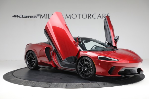 New 2021 McLaren GT Luxe for sale $217,275 at Rolls-Royce Motor Cars Greenwich in Greenwich CT 06830 19