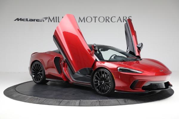New 2021 McLaren GT for sale $217,275 at Rolls-Royce Motor Cars Greenwich in Greenwich CT 06830 19