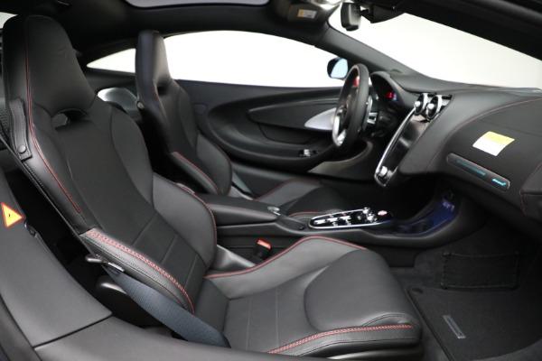 New 2021 McLaren GT for sale $217,275 at Rolls-Royce Motor Cars Greenwich in Greenwich CT 06830 24