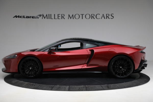 New 2021 McLaren GT Luxe for sale $217,275 at Rolls-Royce Motor Cars Greenwich in Greenwich CT 06830 3
