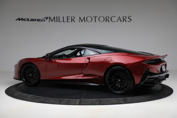 New 2021 McLaren GT Luxe for sale $217,275 at Rolls-Royce Motor Cars Greenwich in Greenwich CT 06830 4