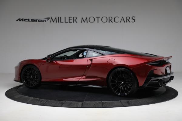 New 2021 McLaren GT for sale $217,275 at Rolls-Royce Motor Cars Greenwich in Greenwich CT 06830 4