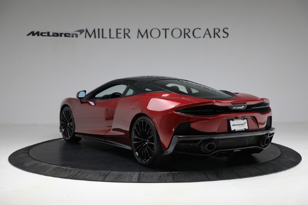 New 2021 McLaren GT Luxe for sale $217,275 at Rolls-Royce Motor Cars Greenwich in Greenwich CT 06830 5