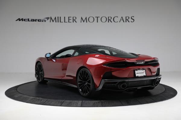 New 2021 McLaren GT for sale $217,275 at Rolls-Royce Motor Cars Greenwich in Greenwich CT 06830 5