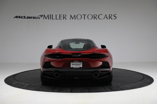 New 2021 McLaren GT Luxe for sale $217,275 at Rolls-Royce Motor Cars Greenwich in Greenwich CT 06830 6