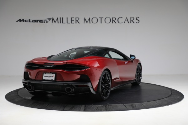 New 2021 McLaren GT Luxe for sale $217,275 at Rolls-Royce Motor Cars Greenwich in Greenwich CT 06830 7