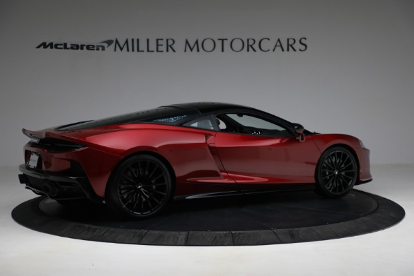 New 2021 McLaren GT Luxe for sale $217,275 at Rolls-Royce Motor Cars Greenwich in Greenwich CT 06830 8