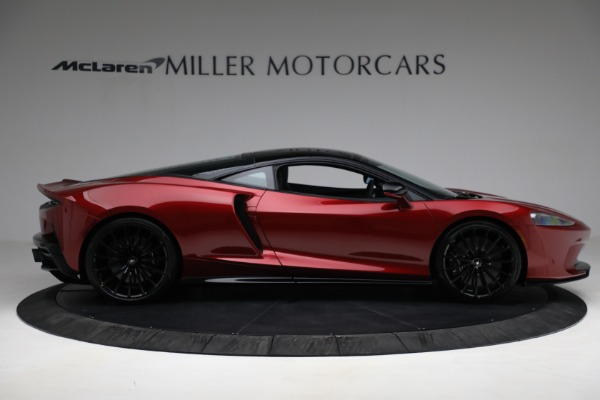 New 2021 McLaren GT Luxe for sale $217,275 at Rolls-Royce Motor Cars Greenwich in Greenwich CT 06830 9