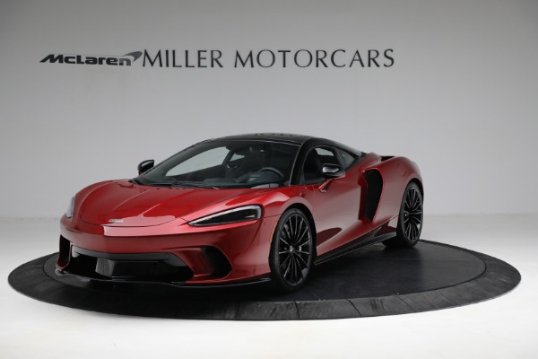 New 2021 McLaren GT for sale $217,275 at Rolls-Royce Motor Cars Greenwich in Greenwich CT 06830 1