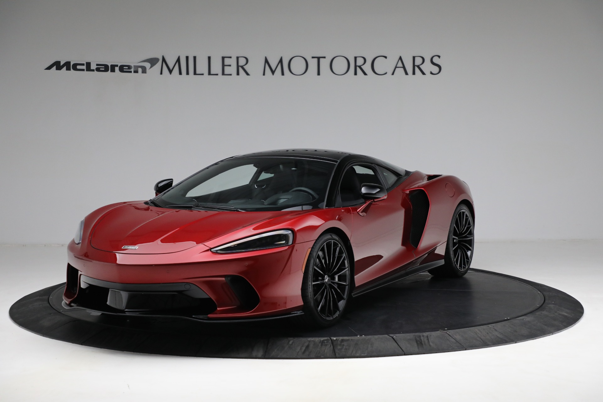 New 2021 McLaren GT Luxe for sale $217,275 at Rolls-Royce Motor Cars Greenwich in Greenwich CT 06830 1