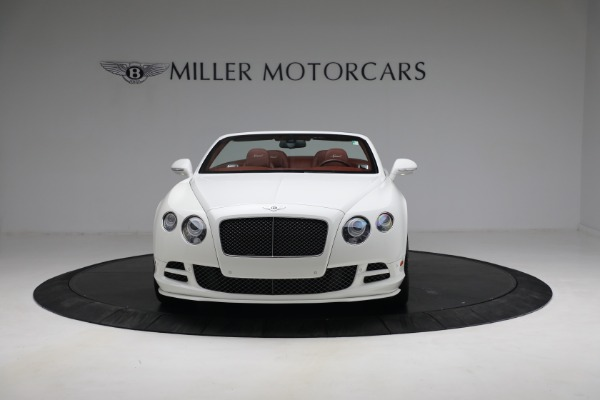 Used 2015 Bentley Continental GT Speed for sale $145,900 at Rolls-Royce Motor Cars Greenwich in Greenwich CT 06830 10