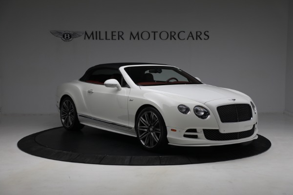 Used 2015 Bentley Continental GT Speed for sale $145,900 at Rolls-Royce Motor Cars Greenwich in Greenwich CT 06830 14