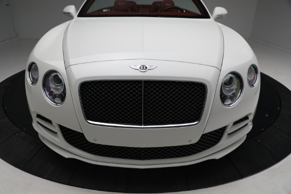 Used 2015 Bentley Continental GT Speed for sale $145,900 at Rolls-Royce Motor Cars Greenwich in Greenwich CT 06830 15