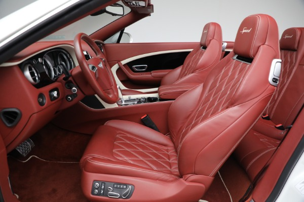 Used 2015 Bentley Continental GT Speed for sale $145,900 at Rolls-Royce Motor Cars Greenwich in Greenwich CT 06830 19