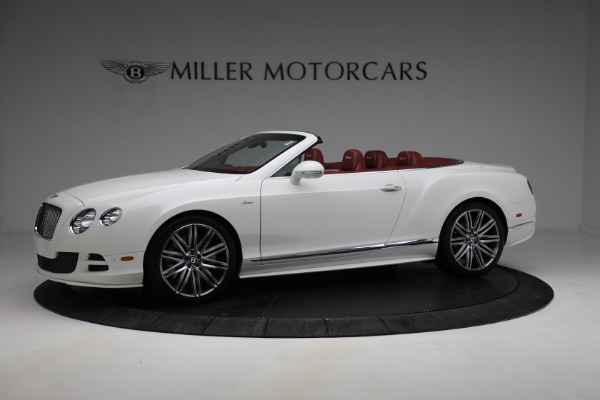 Used 2015 Bentley Continental GT Speed for sale $145,900 at Rolls-Royce Motor Cars Greenwich in Greenwich CT 06830 2