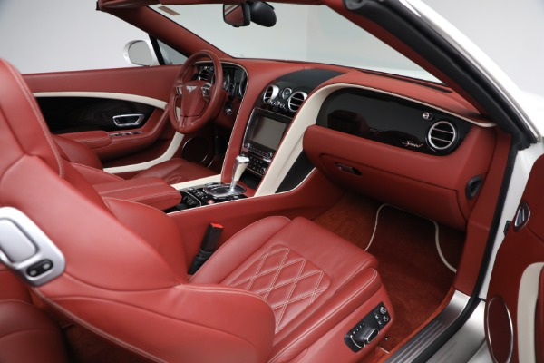 Used 2015 Bentley Continental GT Speed for sale $145,900 at Rolls-Royce Motor Cars Greenwich in Greenwich CT 06830 20