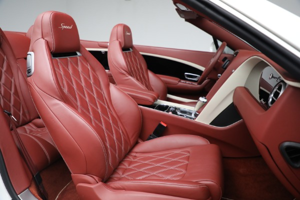 Used 2015 Bentley Continental GT Speed for sale $145,900 at Rolls-Royce Motor Cars Greenwich in Greenwich CT 06830 21