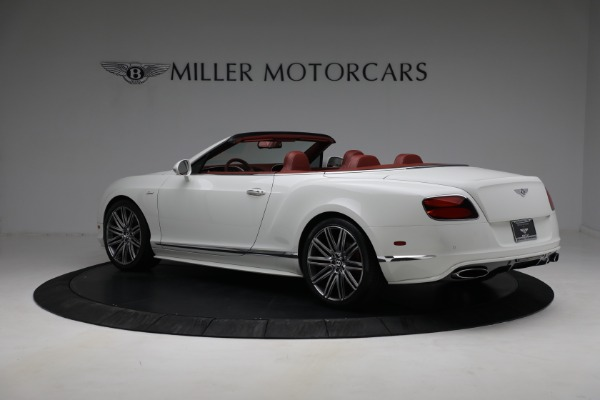 Used 2015 Bentley Continental GT Speed for sale $145,900 at Rolls-Royce Motor Cars Greenwich in Greenwich CT 06830 4